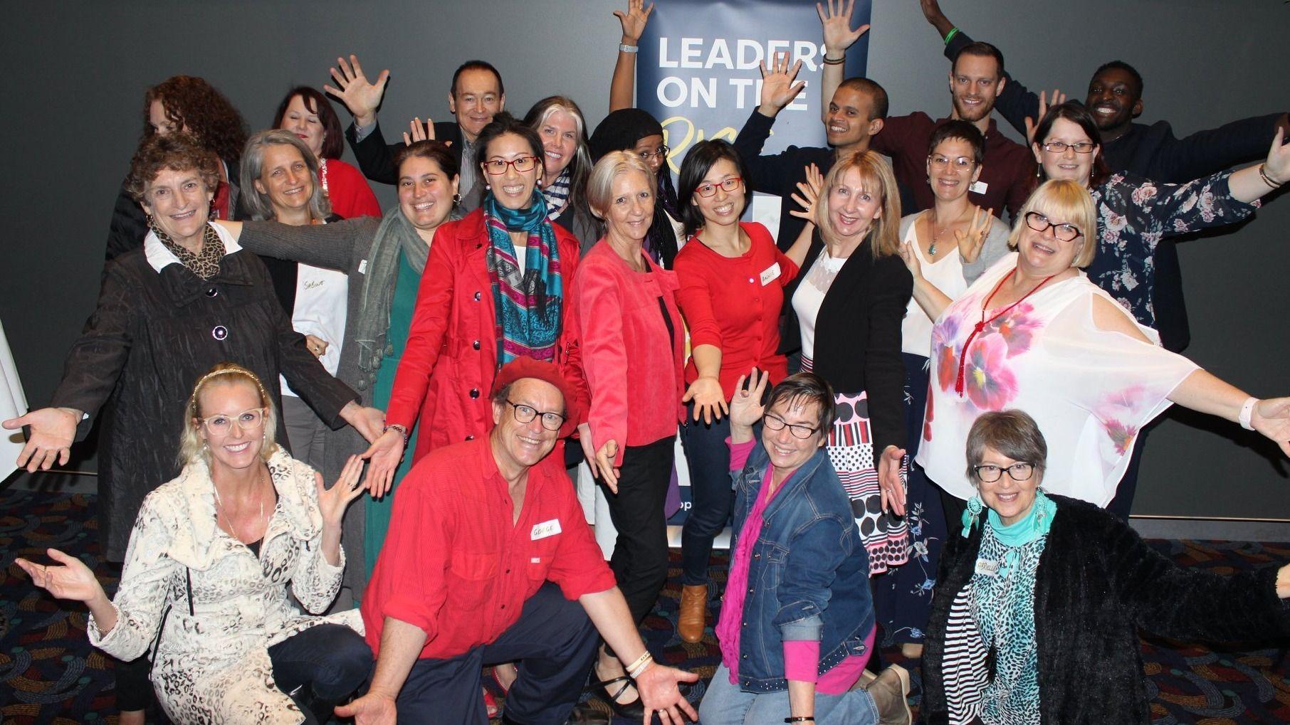 Leaders on the Rise - Brisbane.