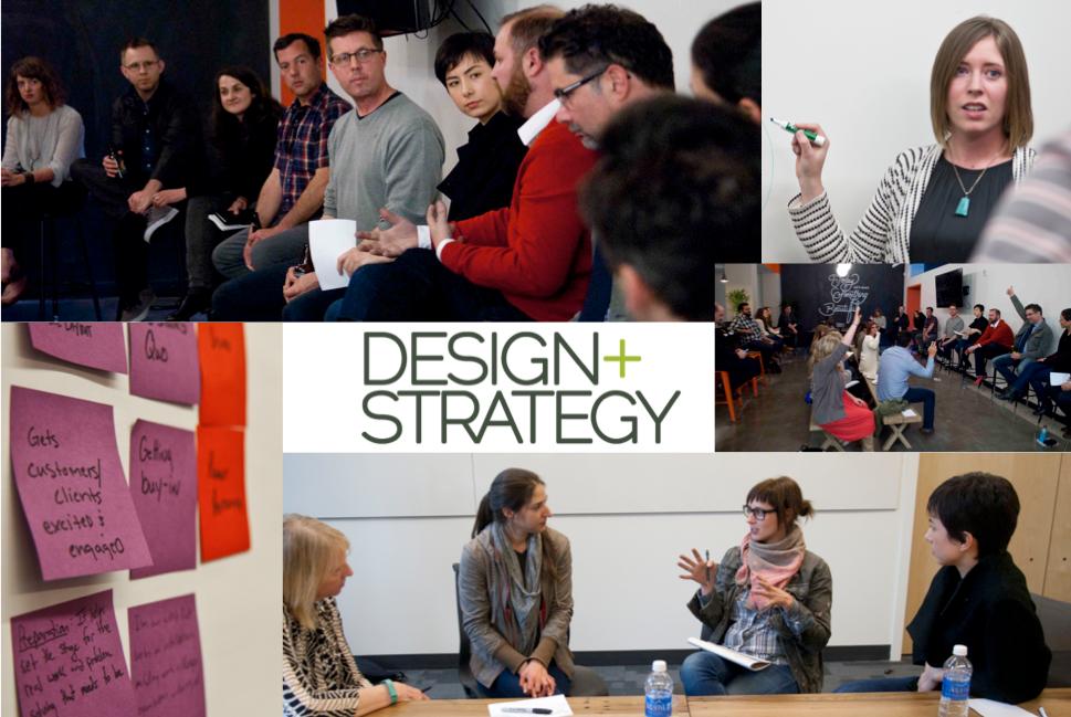 Design+Strategy: A design & visual thinking community