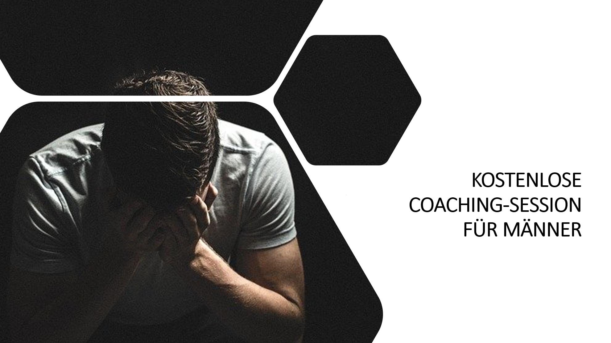 Kostenlose Coaching-Stunde Morgens für Männer / Nie Mehr Mr Nice Guy