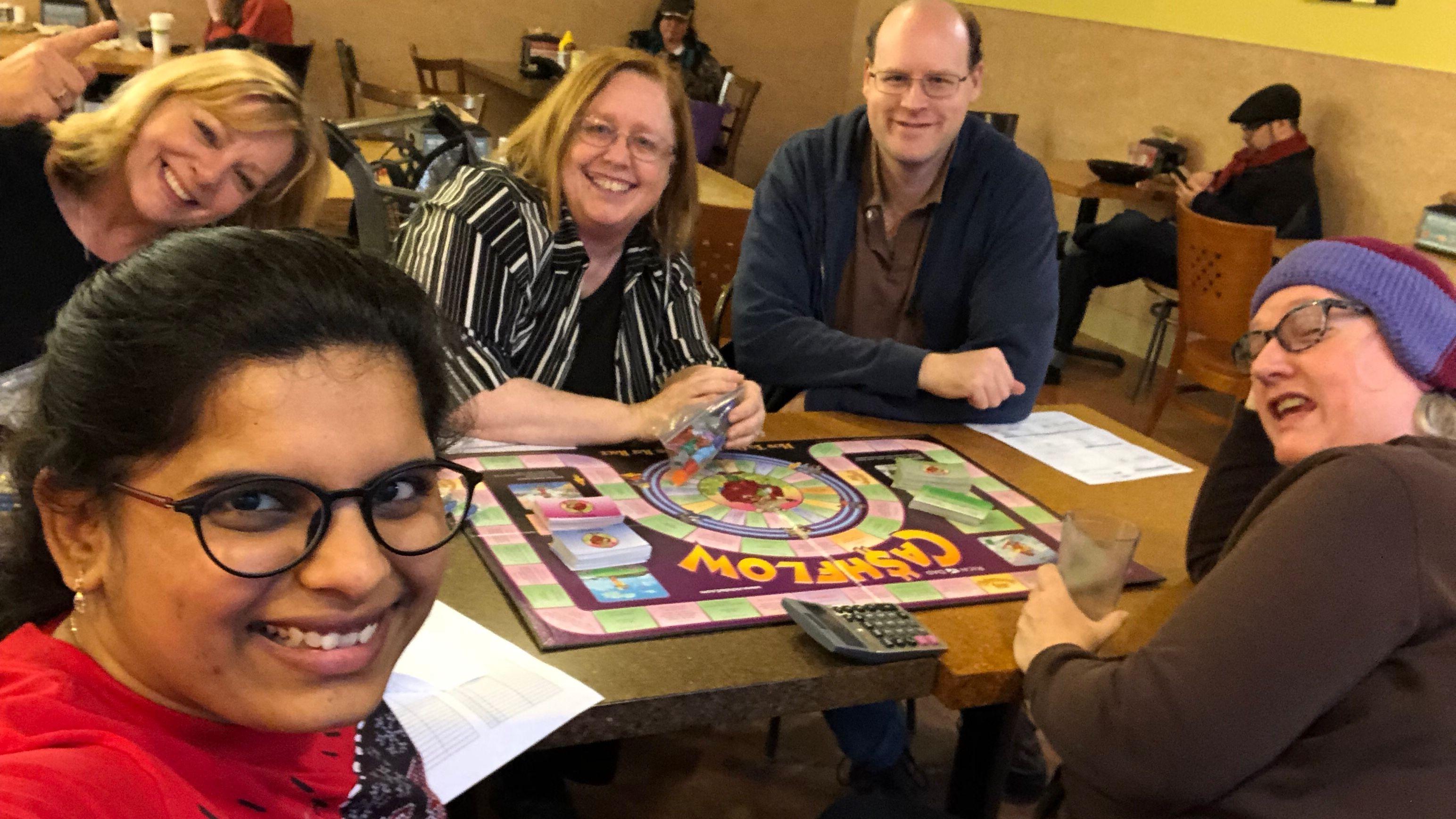 The Portland Cashflow Meetup Group