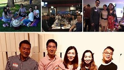 Chinese speaking professionals in the San Francisco Bay Area