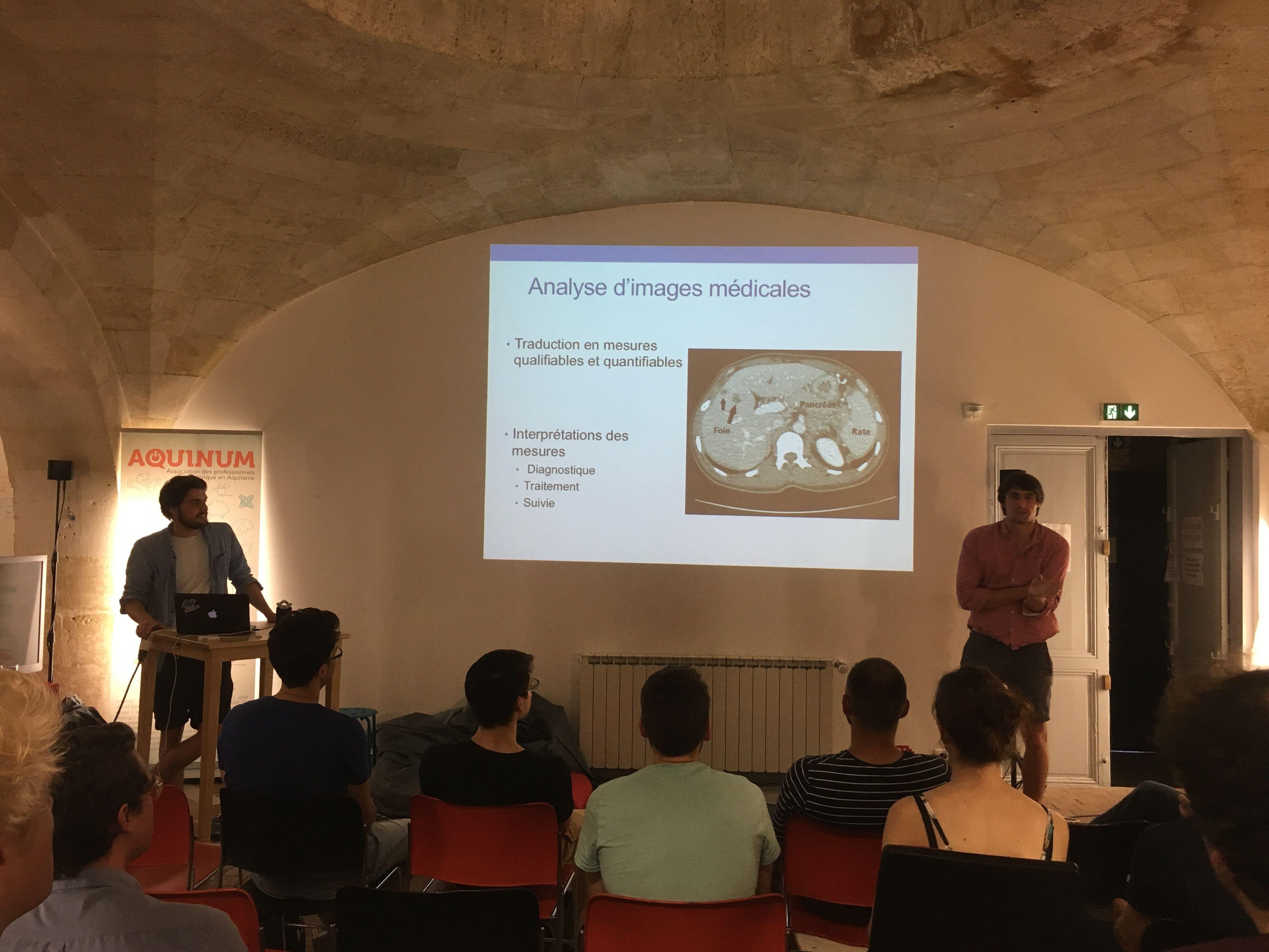 Bordeaux Machine Learning Meetup