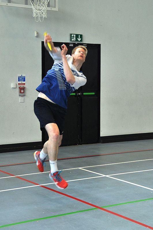 London East Badminton Club