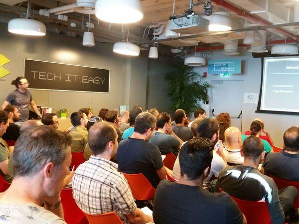 Past Events | Full Stack Developers Israel (Tel Aviv-Yafo, Israel