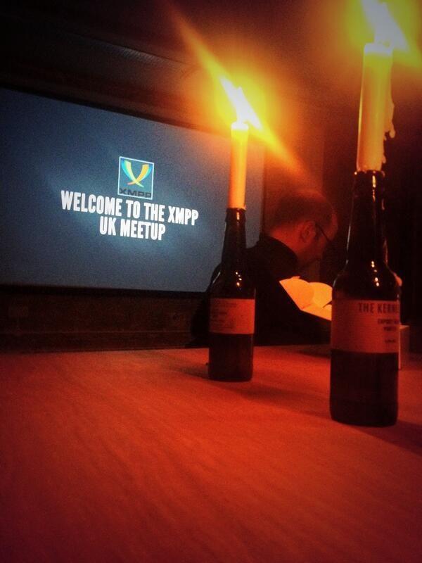 XMPP UK Meetup