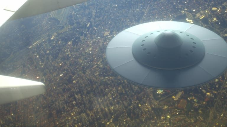 Vancouver UFO