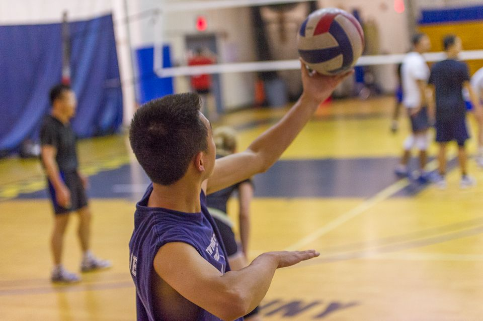NY URBAN PROFESSIONALS VOLLEYBALL LEAGUE