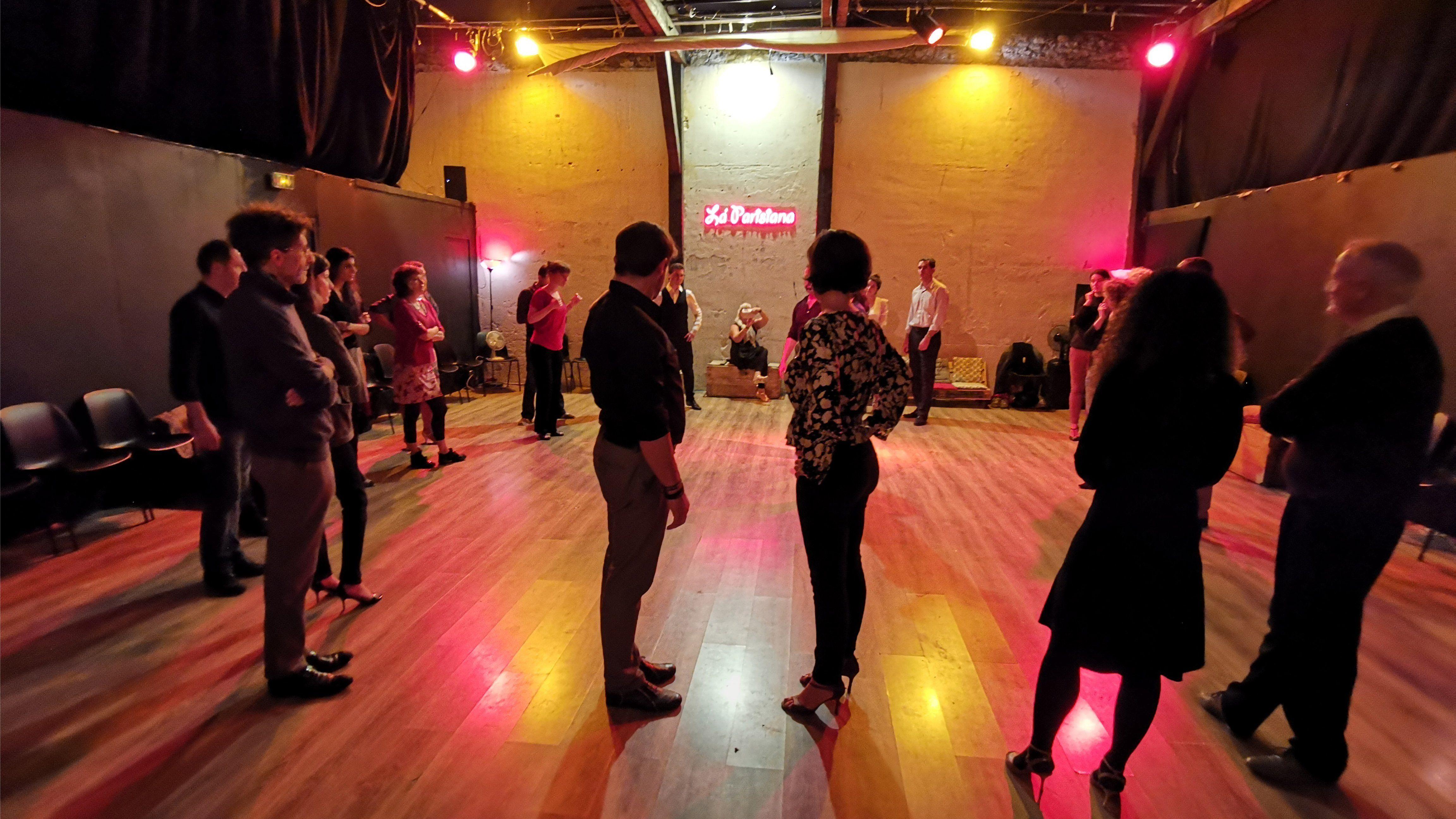 Tango Cours Gratuit suivi d'un bal