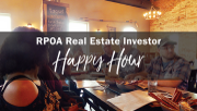 Photo for RPOA Real Estate Investor Happy Hour! August 28 2019