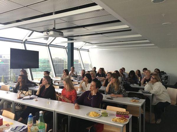 Women in Digital Geneva Meet ups