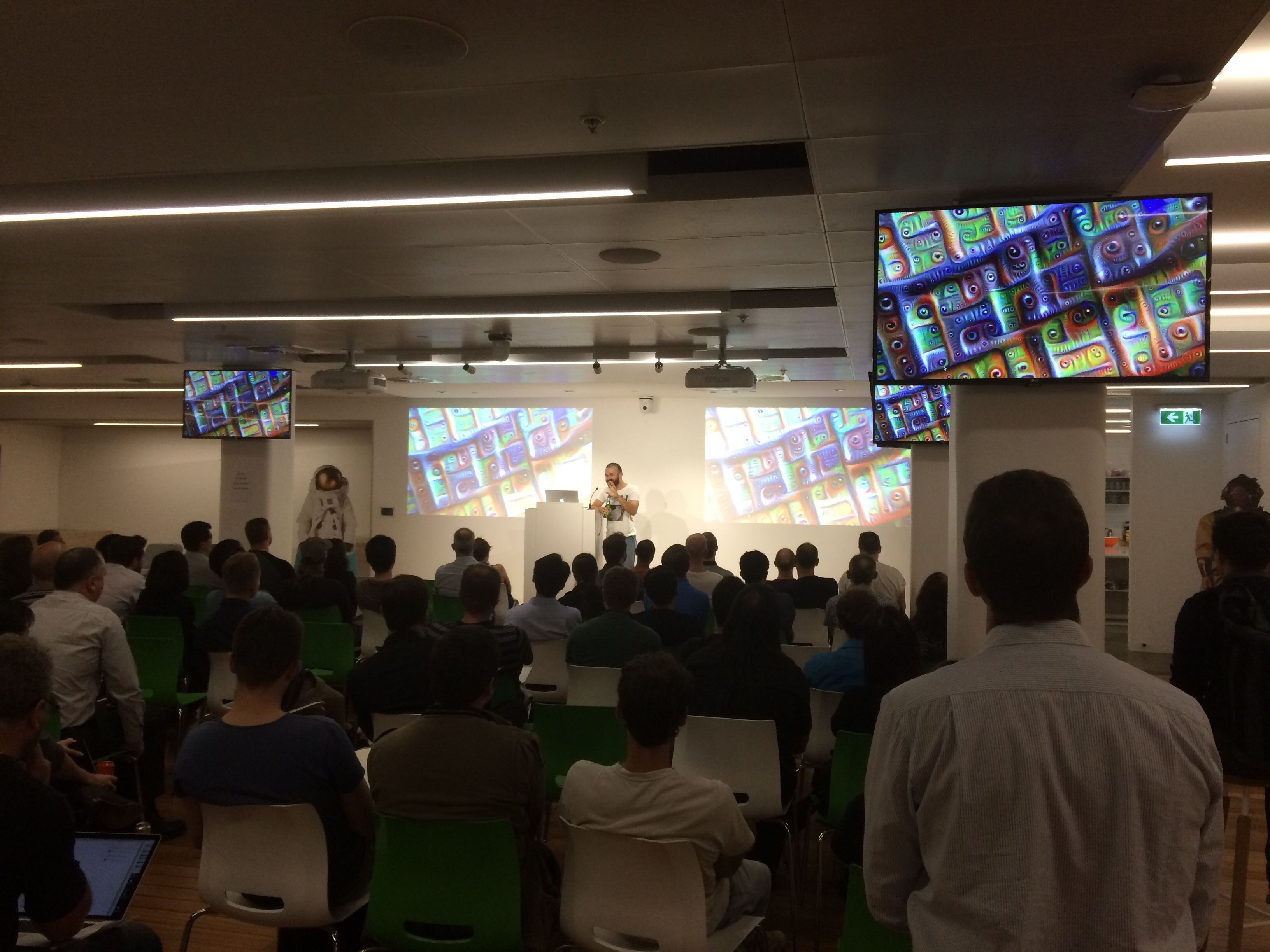 Machine Learning & AI Meetup
