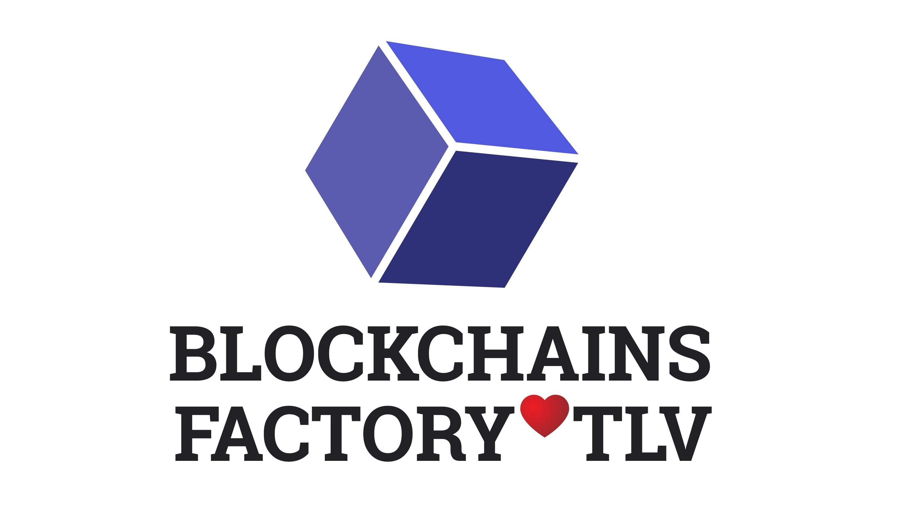 Blockchains Factory @TLV