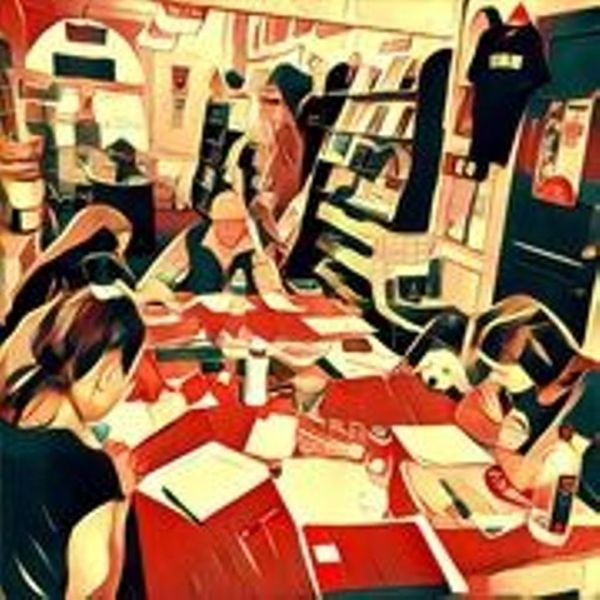 Saturday Poetry Workshop at Beyond Baroque