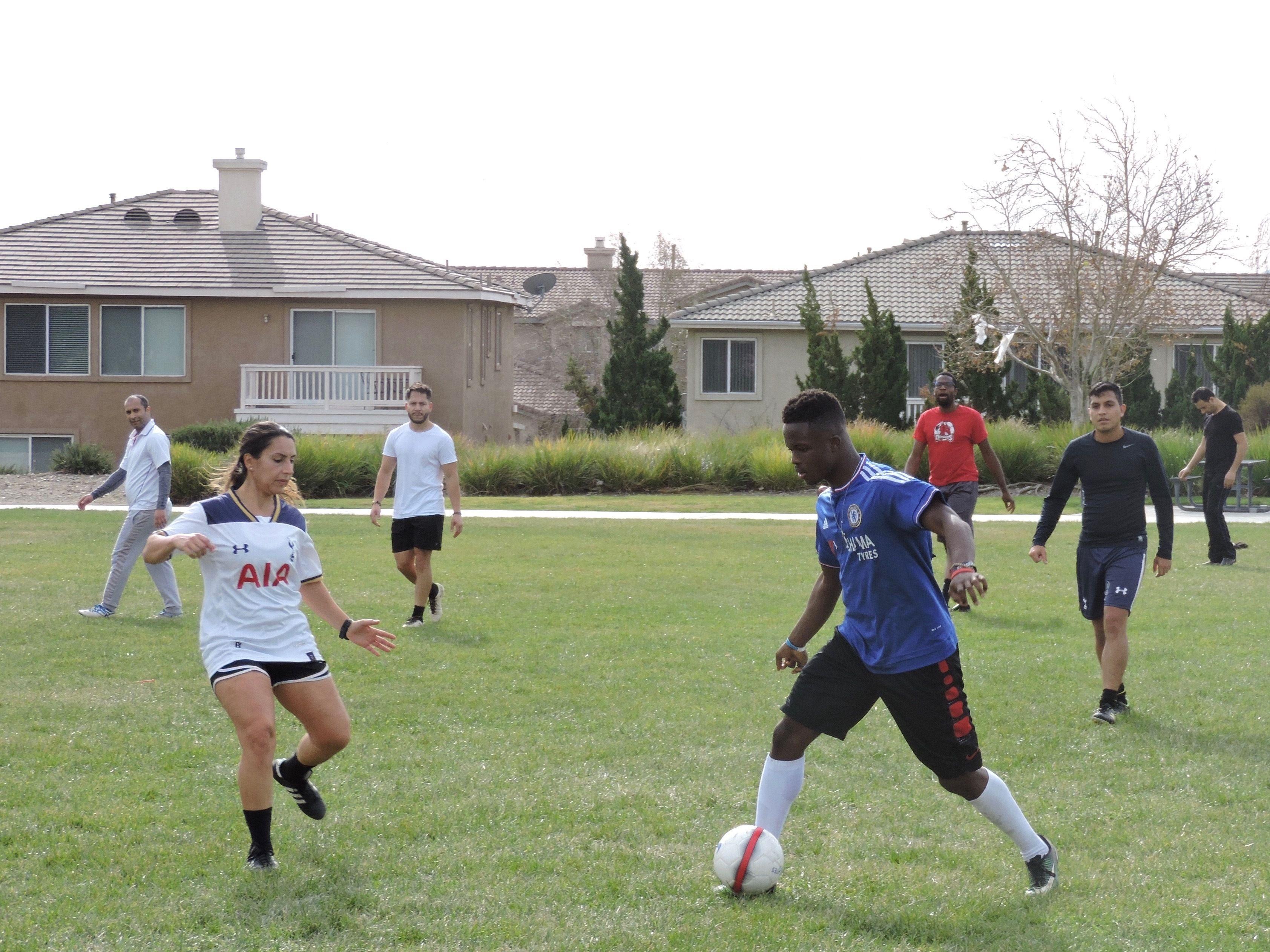 Inland Empire Soccer Friends