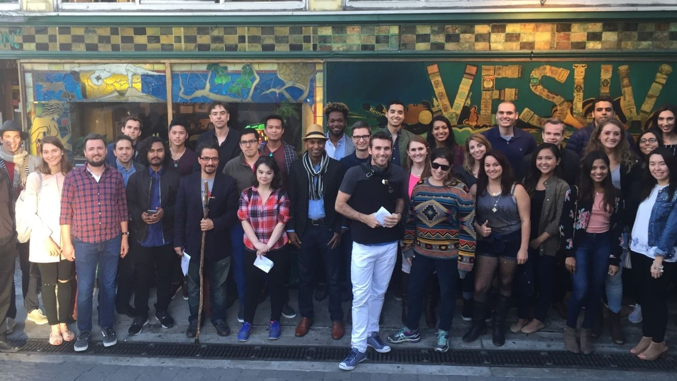 Drinks, Dancing, & Fun for SF Professionals