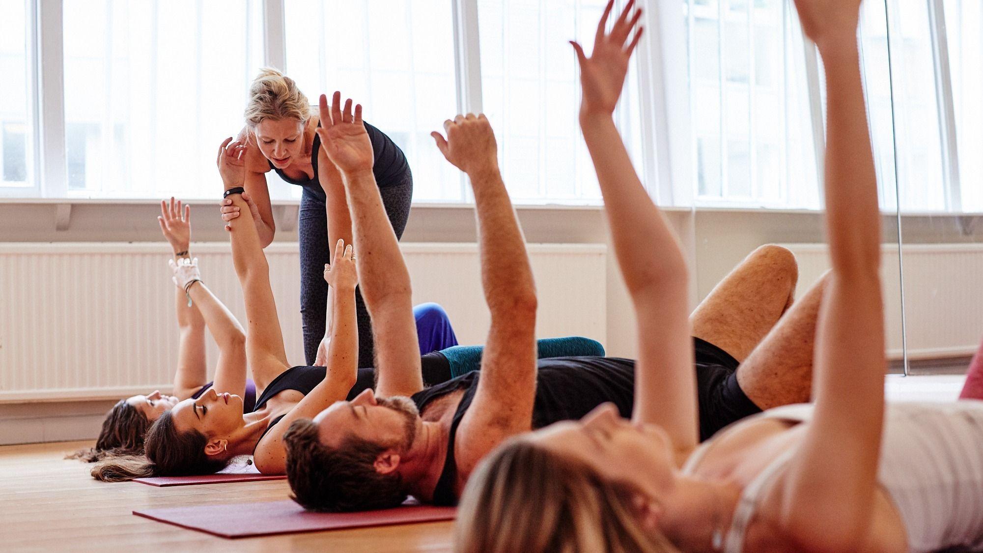Mindful & Somatic Yoga with Charlotte Watts - Brighton