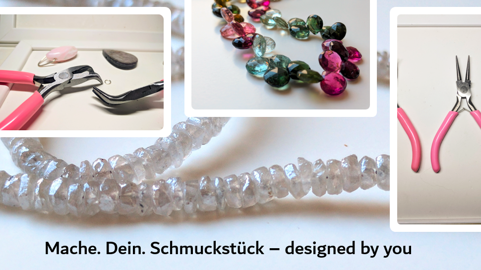 Schmuckkurse - designed by you