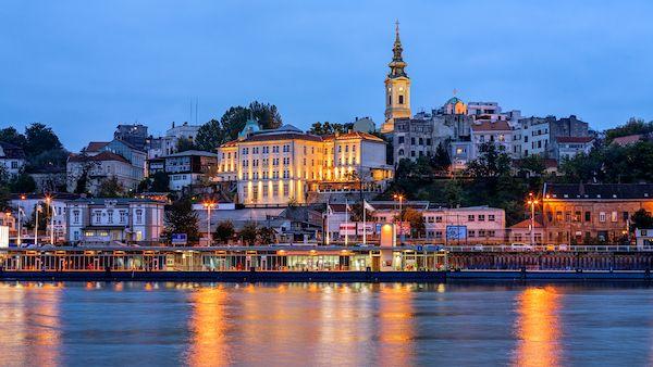 Shut Up & Write!® Belgrade