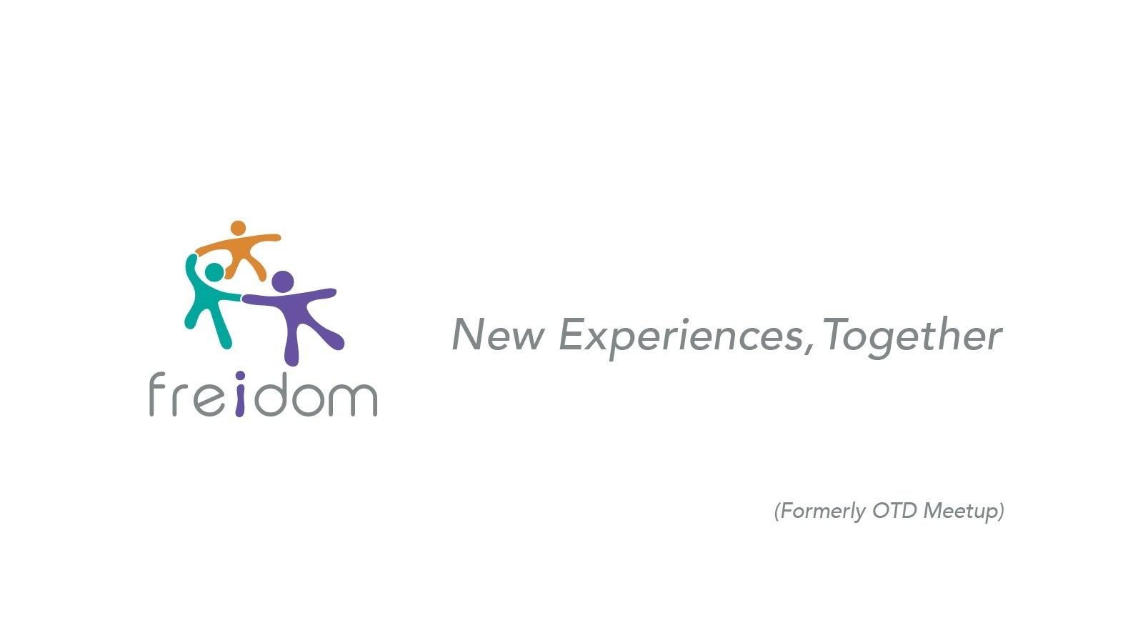 Freidom (formerly OTD Meetup): Social Support for the Frei