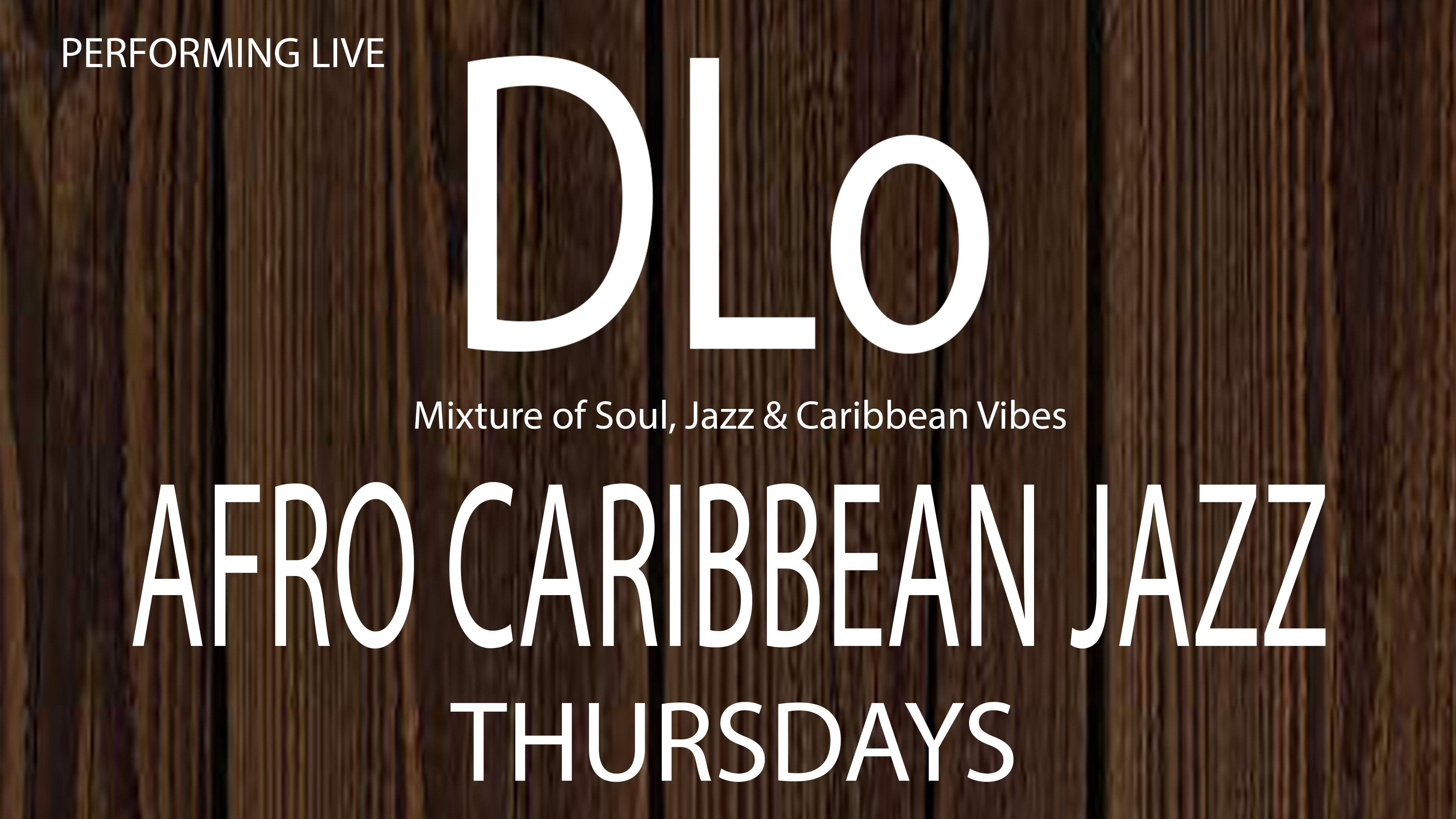 Afro Caribbean Jazz Thursdays @ Eve's Lounge