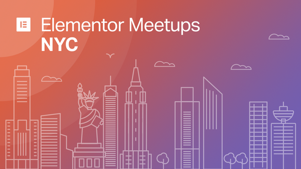 [Online] Elementor NYC - Showcase Meetup  - event image