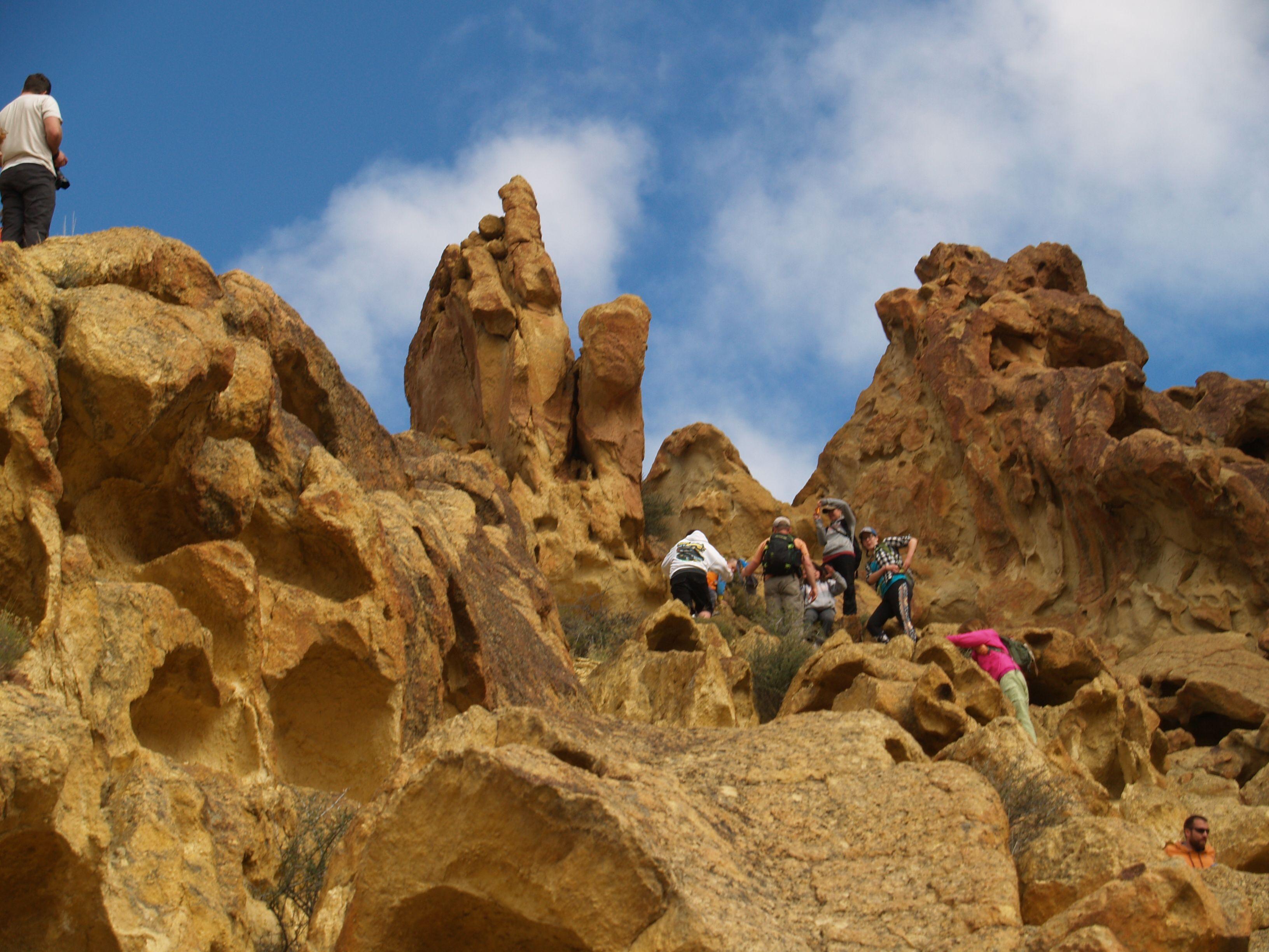 Boise Trail Heads