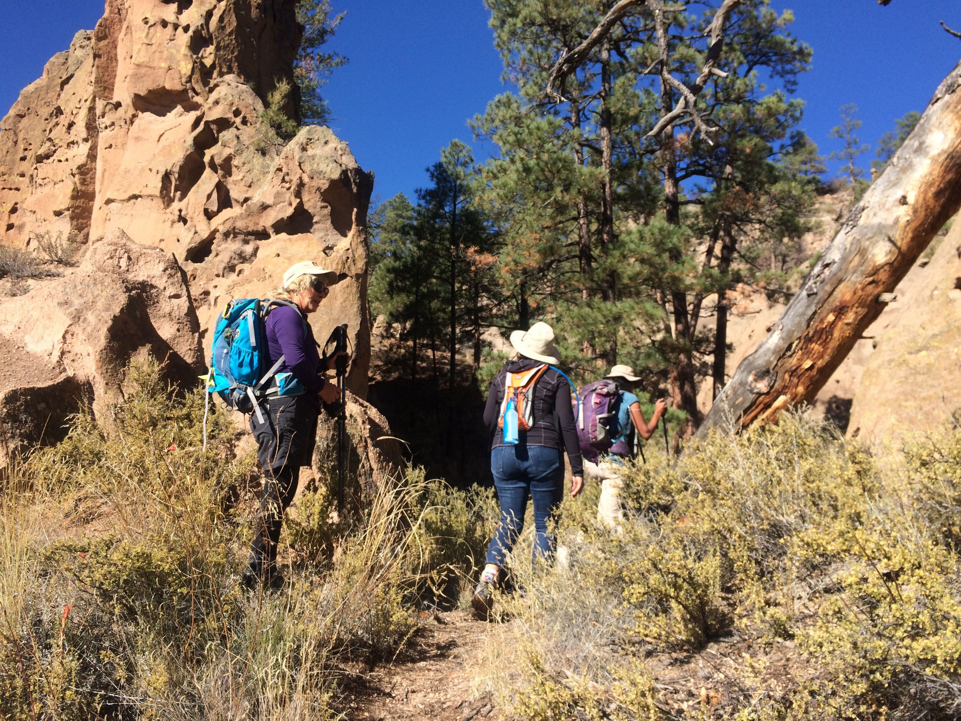 Hiking groups albuquerque