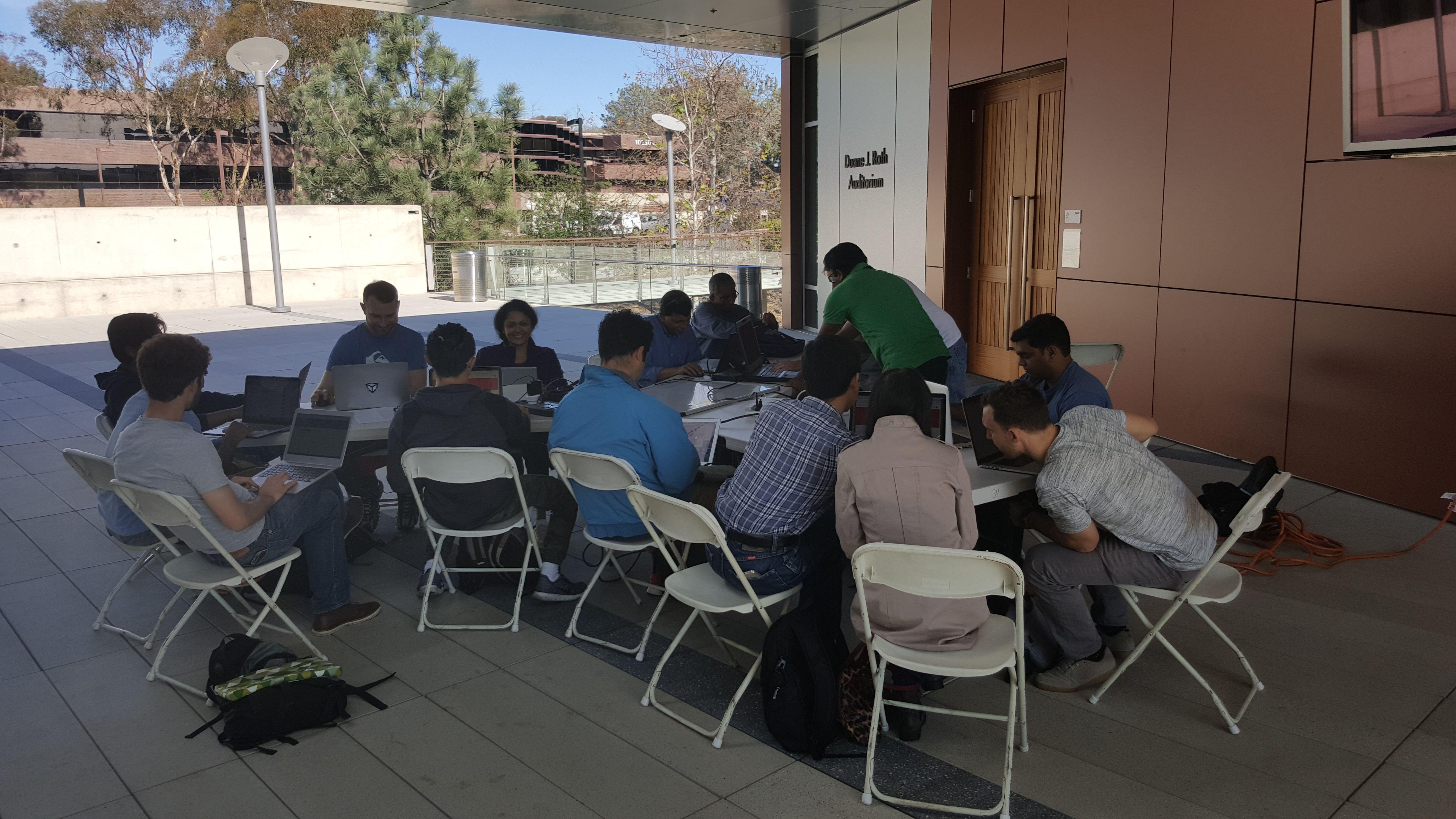 Photos - Machine Learning Society - San Diego Chapter (La Jolla, CA