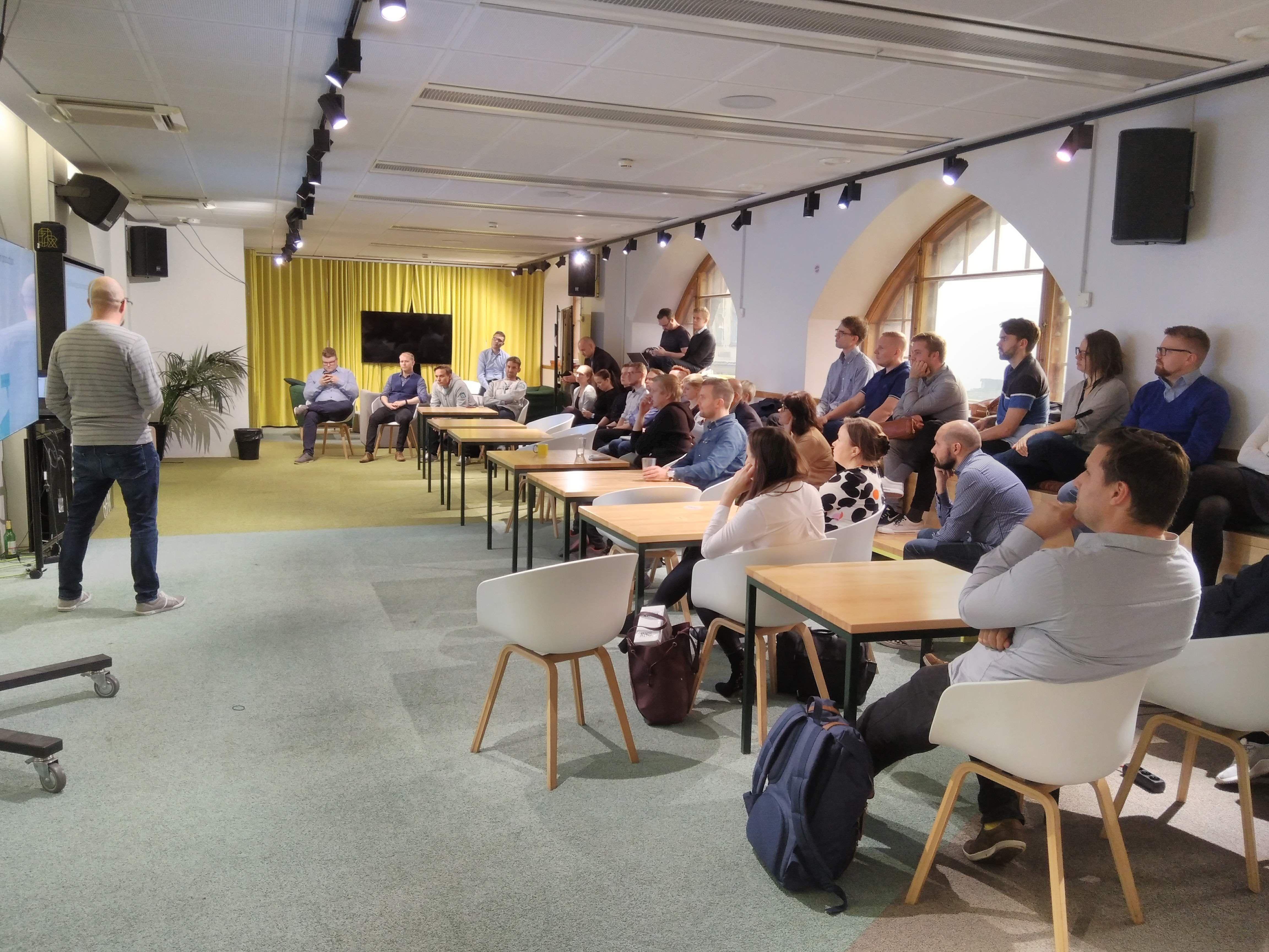 Finland Dynamics User Group - Suomen Dynamics käyttäjäkerho