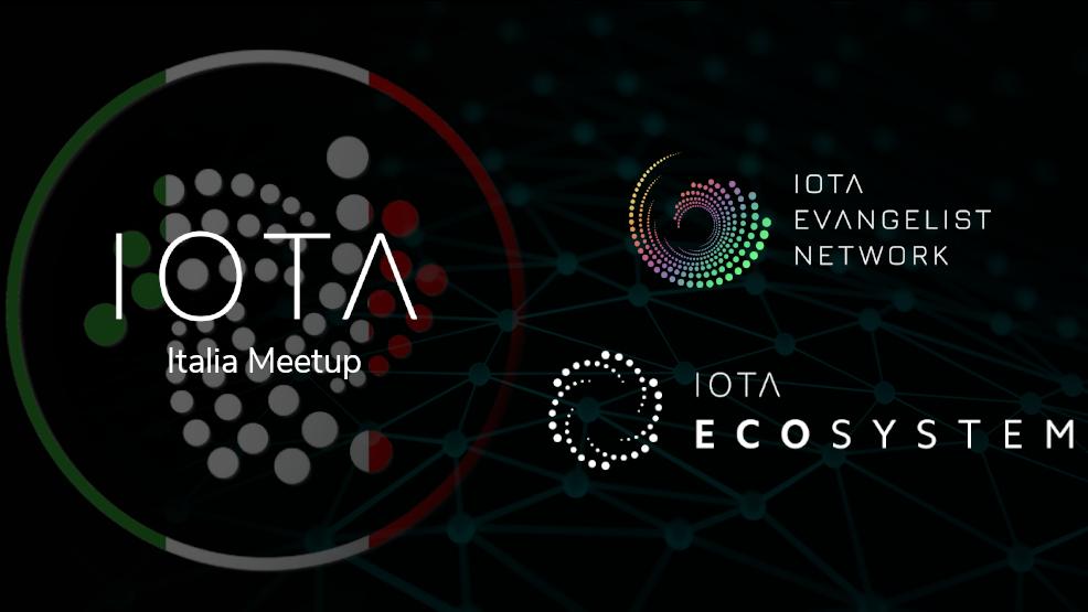 IOTA Italia Meetup