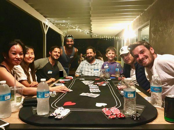 San diego poker meetup patin a roulette quad reglable
