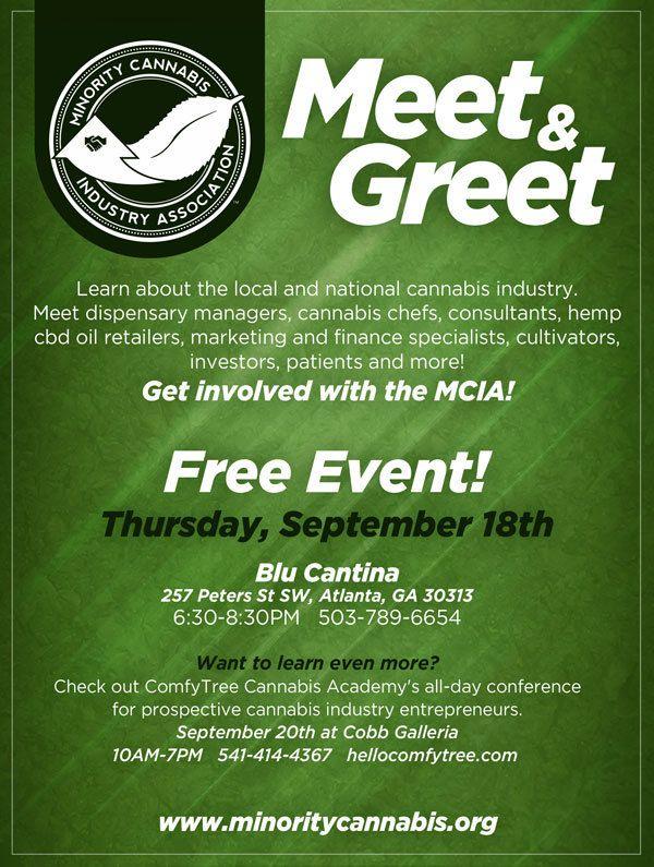 Cannabis Entrepreneurship Meetup- Hemp and Marijuana