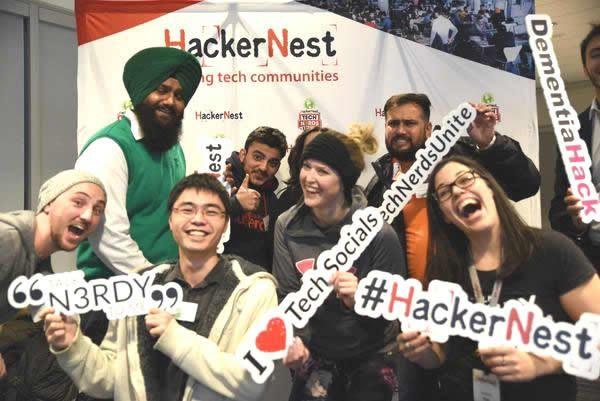 HackerNest Mississauga Tech Socials