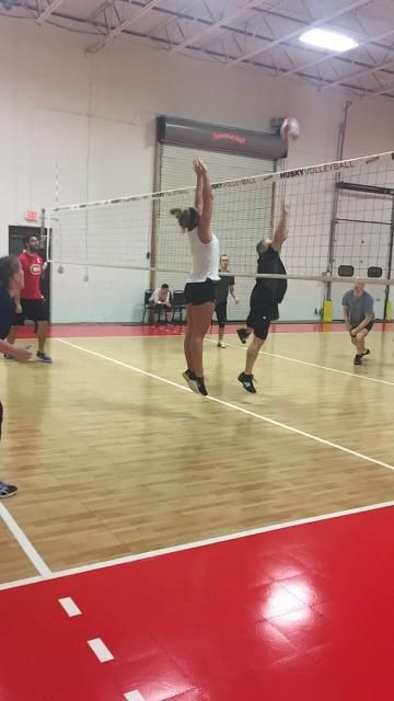 New England Volleyball And Socializing (NEVAS)