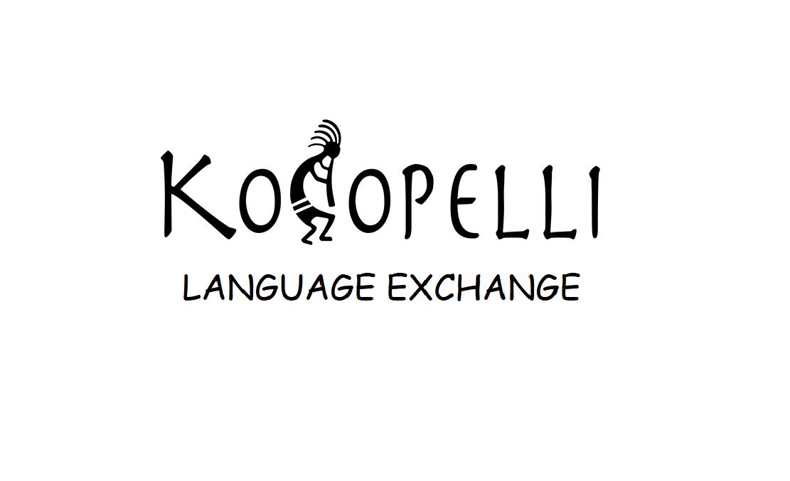 English Happy Hour. Kokopelli Language Exchange