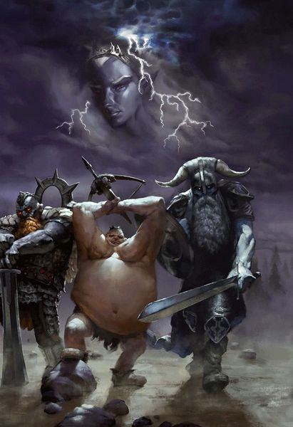 Cover of Against the Giants 5e