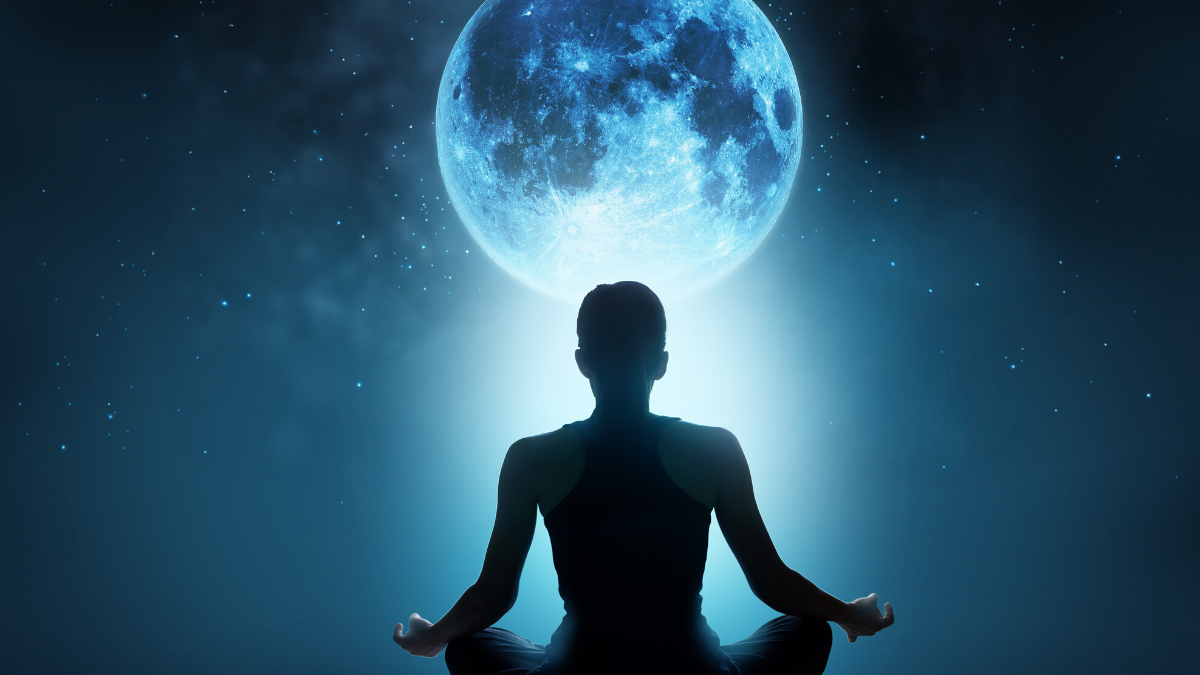 Full Moon Meditation - Harness the Energy (ONLINE/FREE)