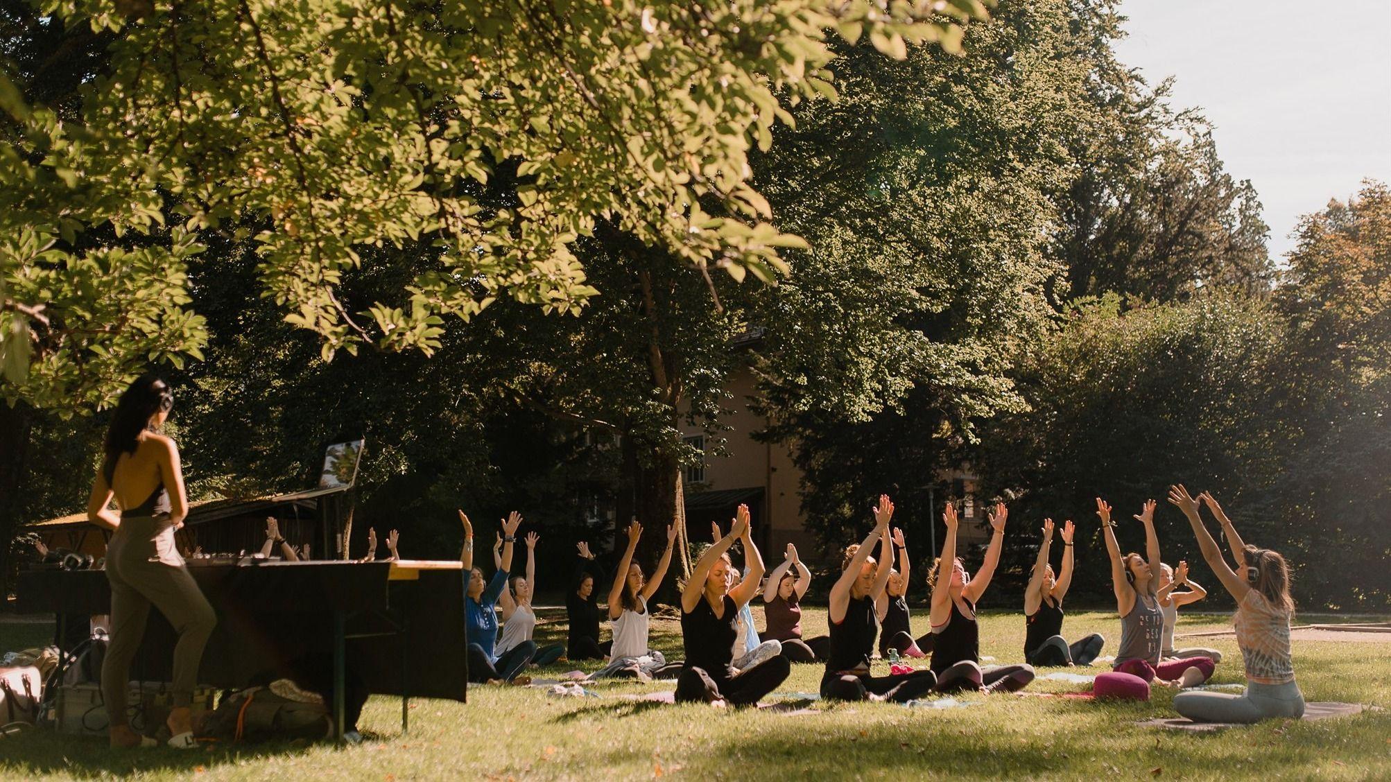 LYLA Soul Yoga - Happy Hour Yoga Flow and Social Dist(dancing) (BYOB)
