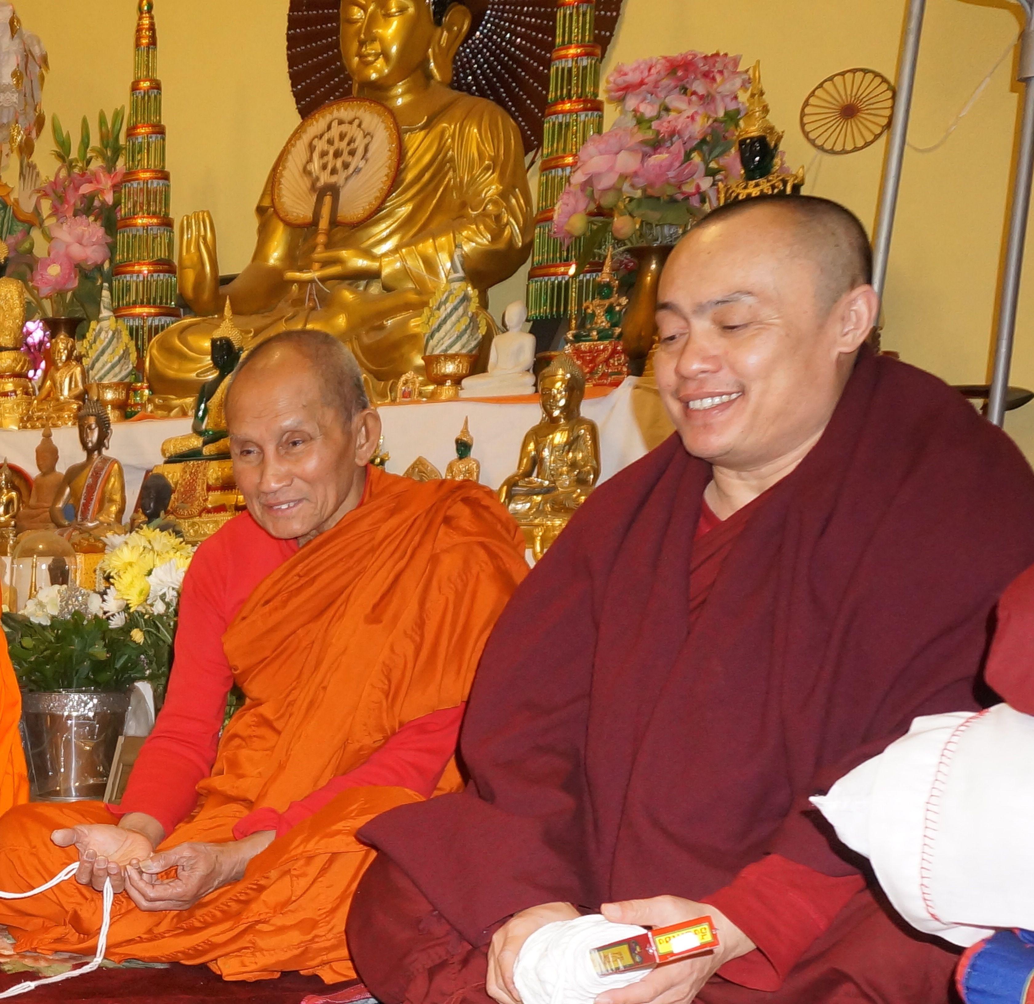 Akron Meditation, Theravada Buddhist, Mon Temple & Monastery