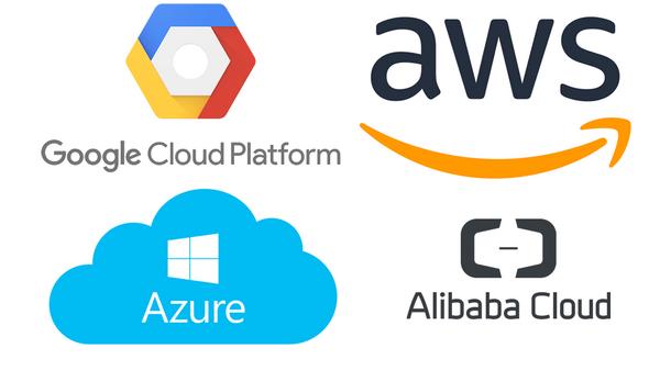 Hack with the Fantasic Four (Ali Cloud, AWS, Azure, Google