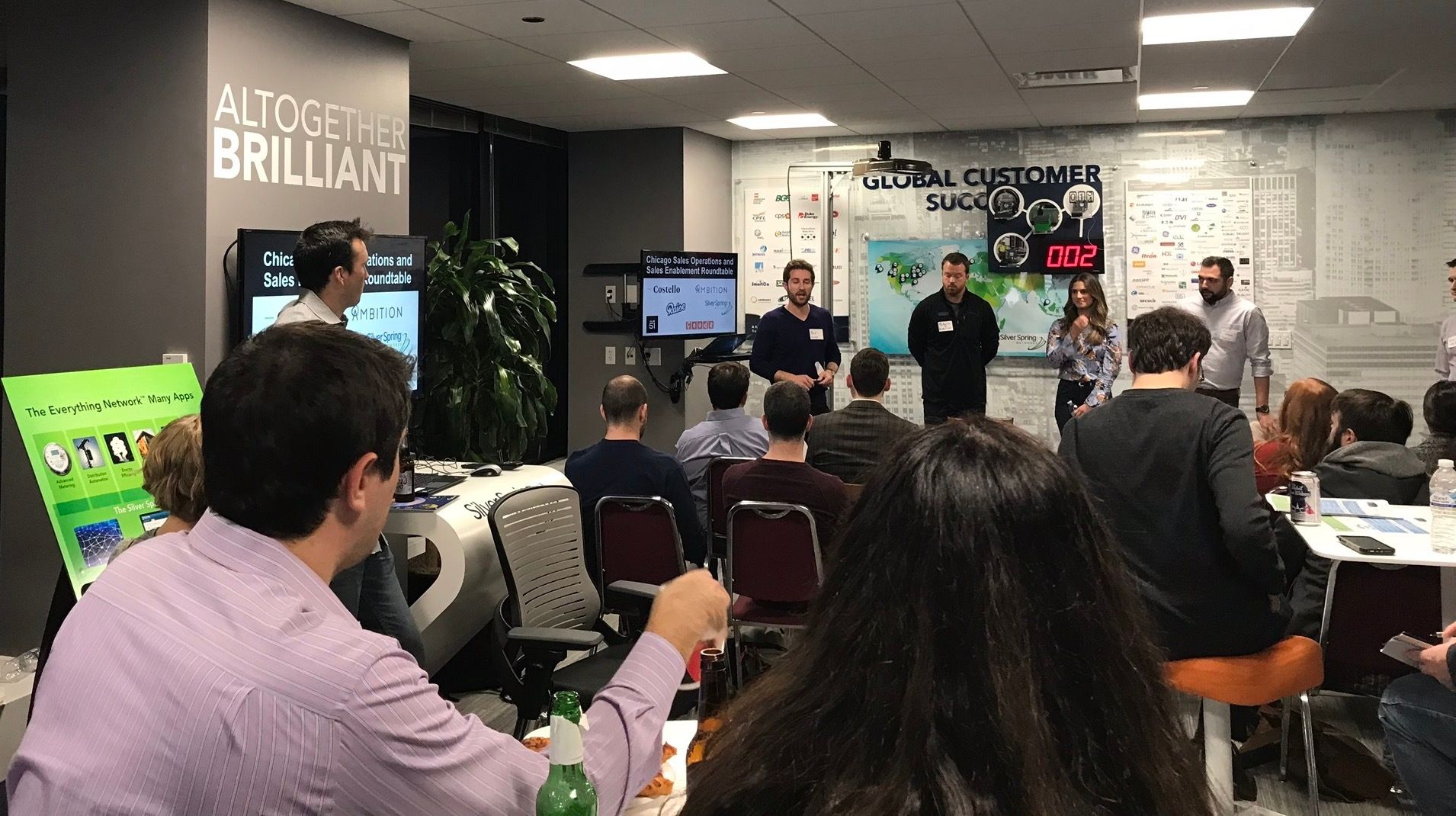 Chicago Sales Operations and Sales Enablement