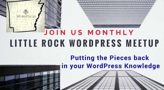 Little Rock WordPress Meetup
