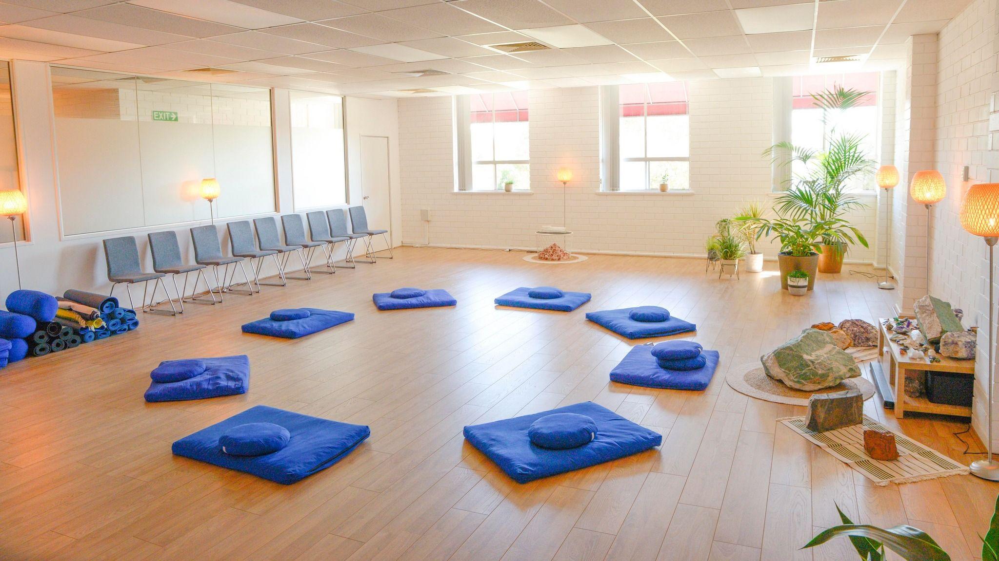 Mindfulness Meditation Hub