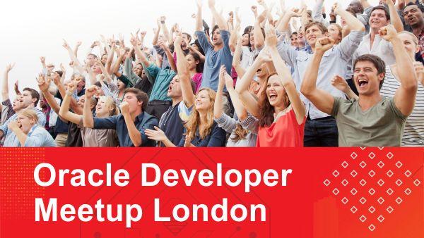 Oracle Developer Meetup London