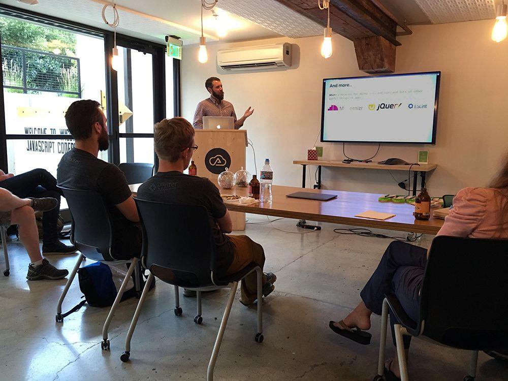 Bozeman JS Meetup
