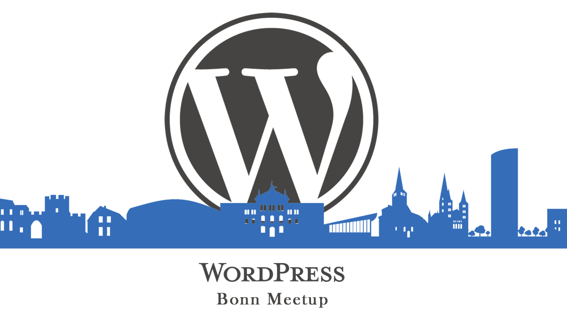 WordPress Meetup Bonn #wpbn