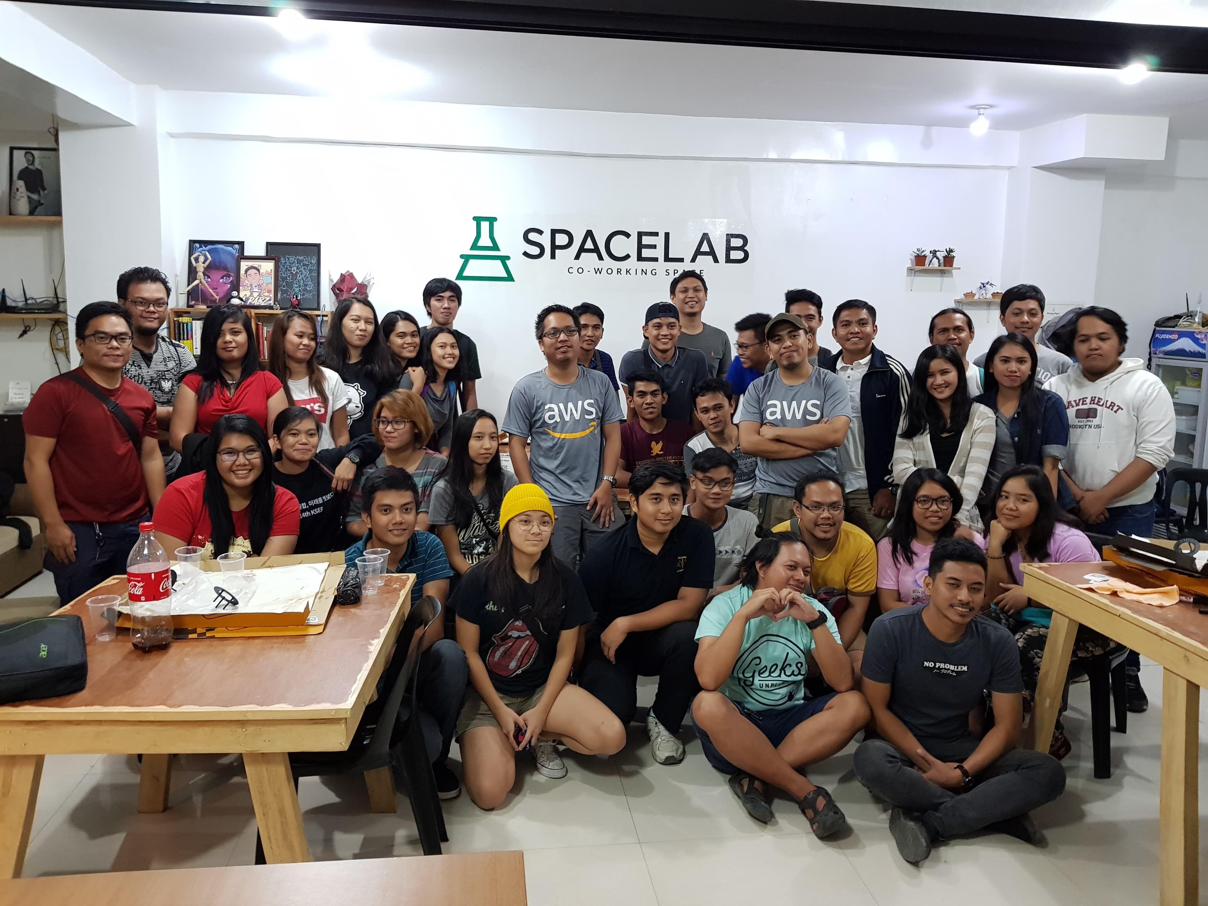 AWS User Group Davao