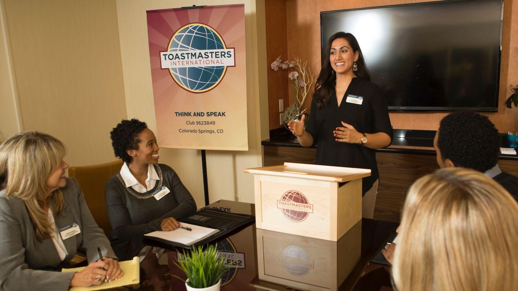 MacToast Toastmasters