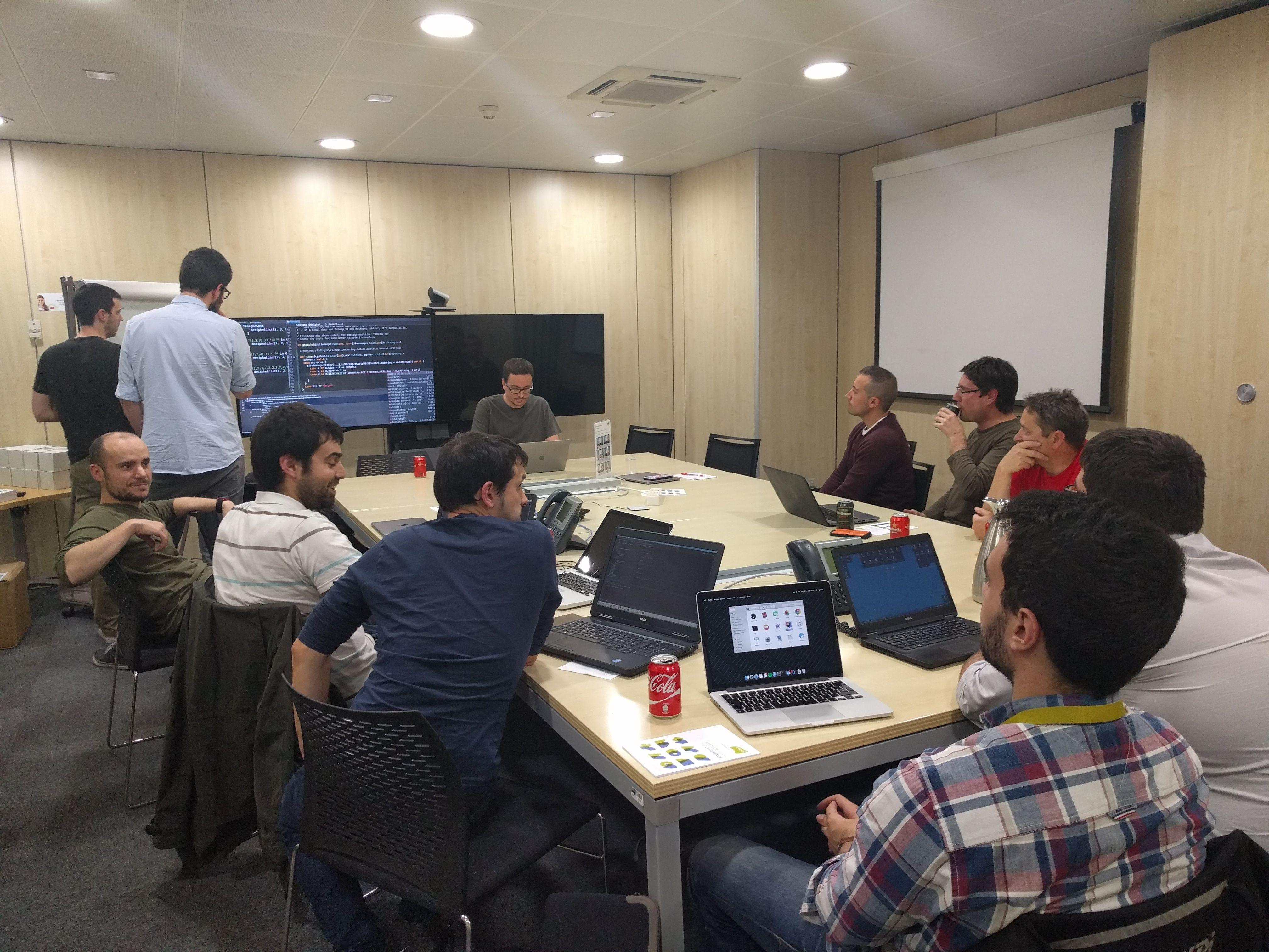 Scala Developers Barcelona