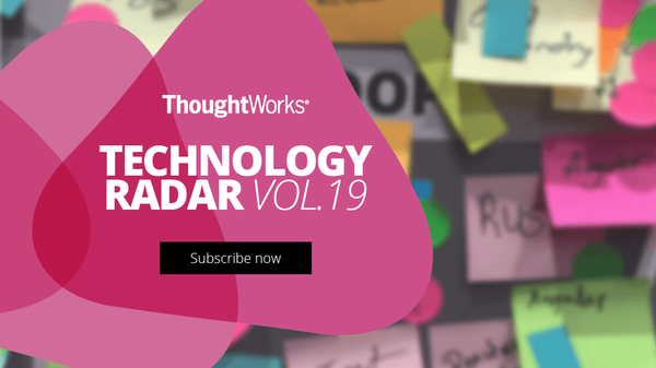 Technology Radar Vol  19 Presentation   Meetup